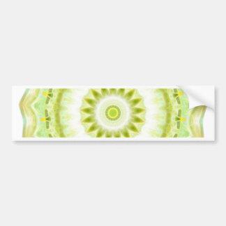 Mandala Bumper Sticker