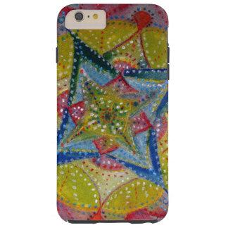 Mandala Cloth Dots iPhone 6/6s Plus, Phone Case