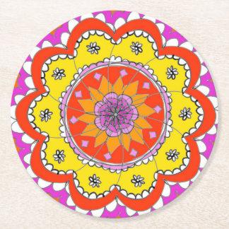 Mandala Coasters
