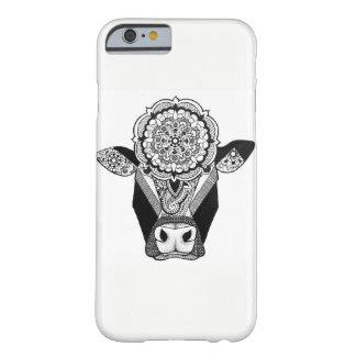 Mandala Cow Phone Case