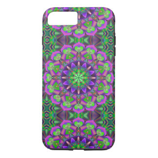 Mandala - Daily Focus-2-11-2018-2a-Tile1 iPhone 8 Plus/7 Plus Case