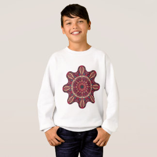 Mandala design sweatshirt