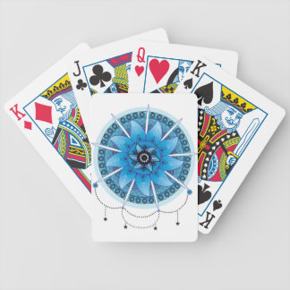 Mandala Dream Catcher 2 Bicycle Playing Cards