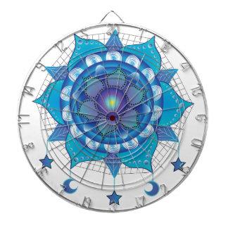 Mandala Dream Catcher Dartboard
