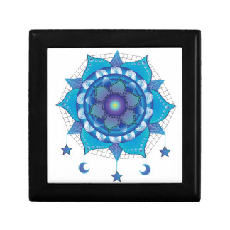 Mandala Dream Catcher Gift Box