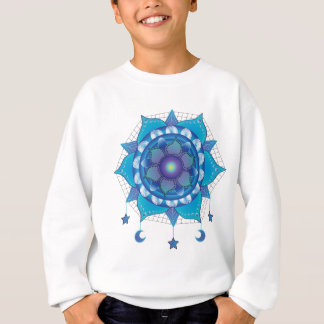 Mandala Dream Catcher Sweatshirt
