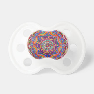 Mandala dummy/pacificier baby pacifiers