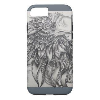 Mandala eagle iPhone 8/7 case