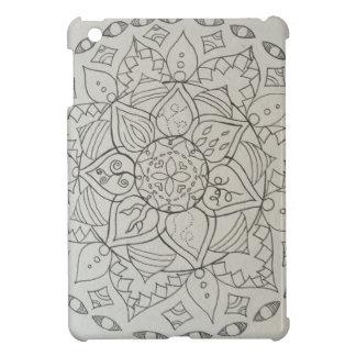 mandala elements cover for the iPad mini
