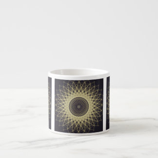 Mandala Espresso Mug