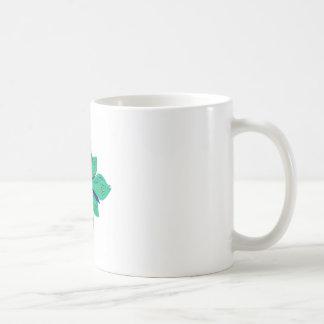 Mandala Ethno green deco Coffee Mug