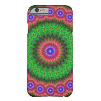 Mandala flower bouquet barely there iPhone 6 case