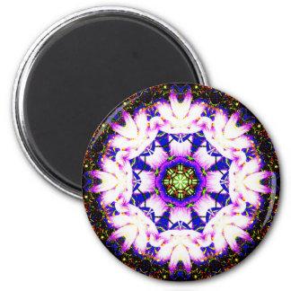 Mandala Flower Magnet