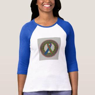 Mandala for Metastatic Breast Cancer Tshirts