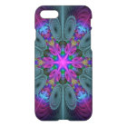 Mandala From Centre Colourful Fractal Art With iPhone 8/7 Case