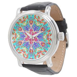 """Mandala """"Gargoyles"""" Watch by Mar"""