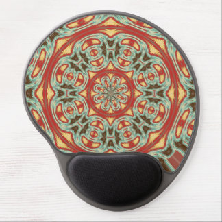 Mandala Gel Mouse Pad