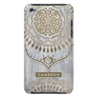 Mandala Gold Design Case-Mate iPod Touch Case