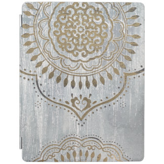 Mandala Gold Design iPad Cover