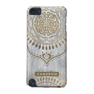 Mandala Gold Design iPod Touch (5th Generation) Cover