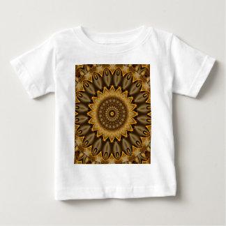 Mandala Goldflower created by Tutti T Shirts