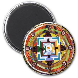 Mandala Íman Frigorifico