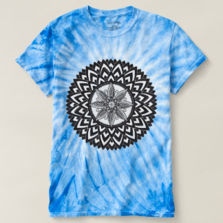 Mandala - Indian Flower T-Shirt