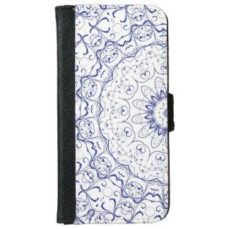Mandala iPhone 6 Wallet Case