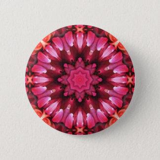 Mandala 'Jodhpur' 6 Cm Round Badge