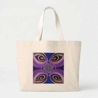 Mandala Kundalini Canvas Bags