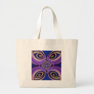 Mandala Kundalini Jumbo Tote Bag