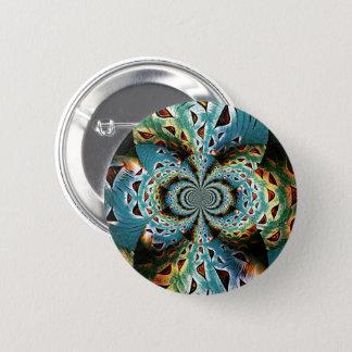 Mandala Love - Button