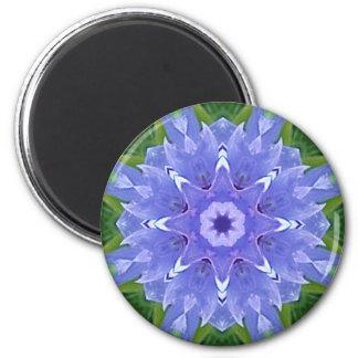 Mandala Refrigerator Magnet