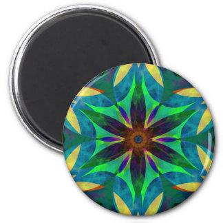 Mandala Magnet Harmonius
