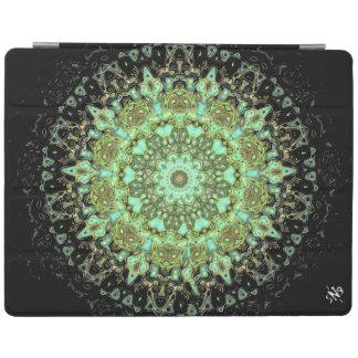 Mandala monsters iPad cover