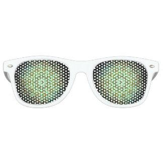 Mandala monsters retro sunglasses