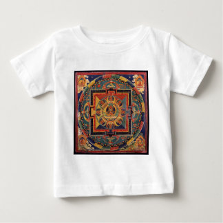 Mandala of Amitayus. 19th century Tibetan school Baby T-Shirt