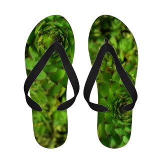 Mandala Of Nature Sandals