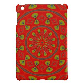 Mandala or a Young Peacock iPad Mini Cover