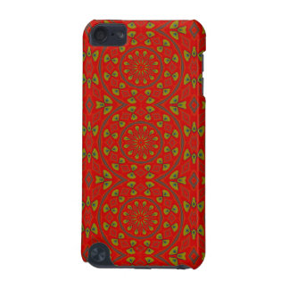 Mandala or a Young Peacock iPod Touch 5G Cases