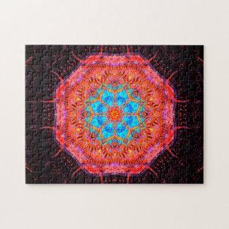 Mandala Passion   Meditation Jigsaw Puzzle