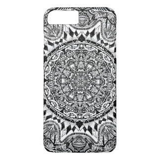 Mandala pattern iPhone 8 plus/7 plus case