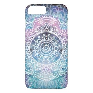 Mandala Pattern | Watercolor Galaxy iPhone 8 Plus/7 Plus Case