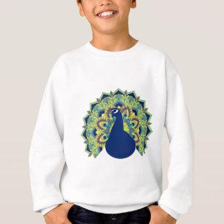 Mandala Peacock Sweatshirt