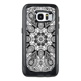 Mandala Print 15 OtterBox Samsung Galaxy S7 Edge Case