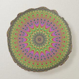 Mandala Round Cushion