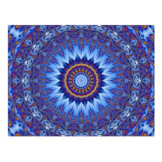 Mandala Sahasrara designed by Tutti Postcard