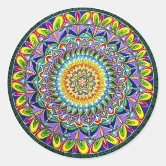 Mandala Sticker #2