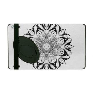 Mandala Style iPad Cases