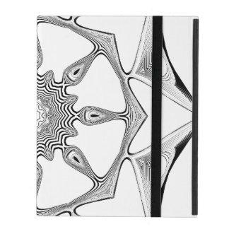 Mandala Style iPad Cover